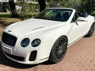 używany Bentley Continental II [GT] Supersports Cabrio
