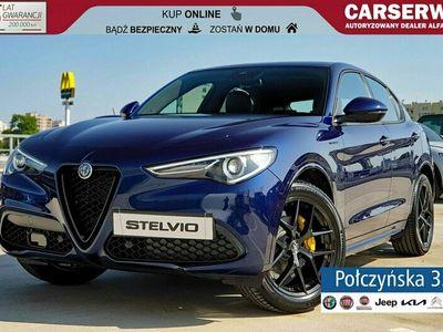 używany Alfa Romeo Stelvio 2dm 280KM 2021r. 5km