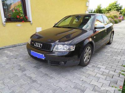 używany Audi A4 B6 3.0 V6 quattro 4x4 sline