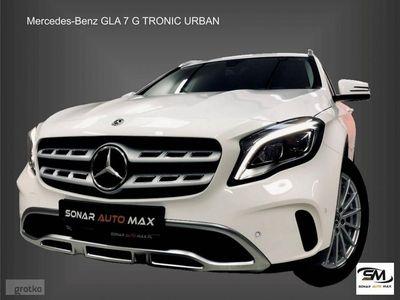 używany Mercedes GLA180 1.6dm 122KM 2018r. 3 100km