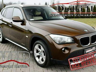 używany BMW 501 X1 2dm 140KM 2010r.000km