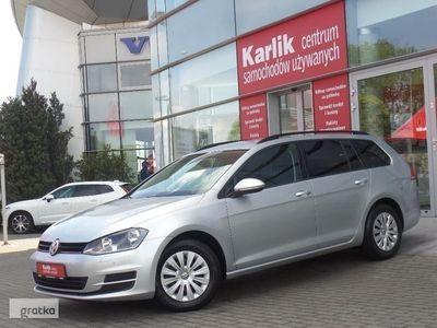 używany VW Golf VII Golf VII Dealer Karlik PoznańVariant 1.6 TDI Trendline