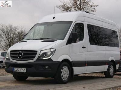 używany Mercedes Sprinter 2.2dm3 163KM 2014r. 191 000km