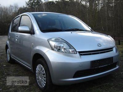 używany Daihatsu Sirion II 1,3 klimatyzacja 4x4 pewny przebieg, Puszczykowo