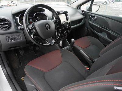 używany Renault Clio 0.9dm3 90KM 2014r. 60 000km