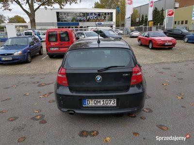 używany BMW 116 i 2008 Poznań