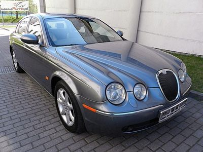 używany Jaguar S-Type 2.7dm3 207KM 2005r. 178 000km