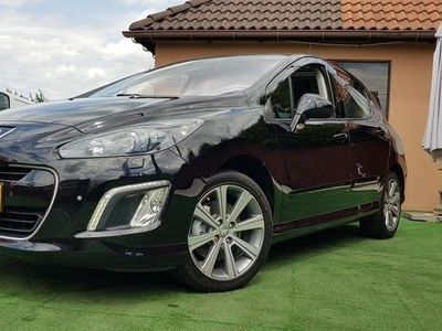 używany Peugeot 308 II 2.0HDI Full Opcja Exclusive Xennon Skóry LEDY Navi