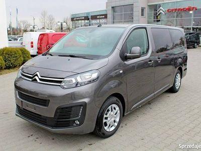 używany Citroën Spacetourer XL 2,0 BHDi 150 KM * klima, czujniki ! 8 osobowy ! GPS ! 2019 rok !!!
