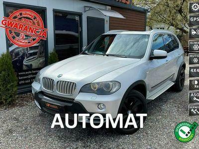 używany BMW X5 Nawigacja, Head UP, kamera cofania, Panorama dach, Nowe turbiny E70 (2006-2013)