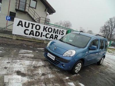 używany Renault Kangoo 1.5dm 90KM 2011r. 228 000km