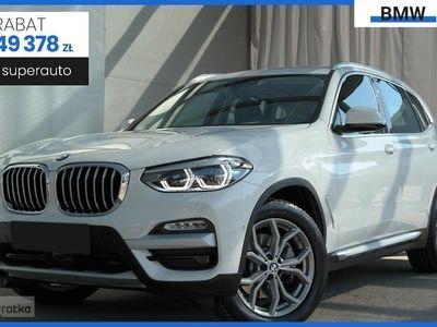 używany BMW X3 G01 xLine 2.0 xDrive20d (190KM) XLINE   Adaptacyjne światła LED + Live C