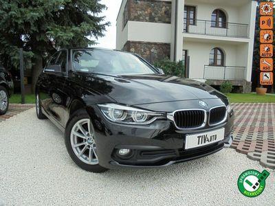 używany BMW 318 318 d BEZWYPADKOWY LED Salon Polska Service Inclusive Cena netto F30 (2012-)