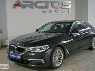używany BMW 520 SERIA 5 VII (F90)xDrive Luxury Line sport-auto Salon PL 1wł.