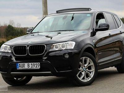 używany BMW X3 II (F25) 184KM Panorama Skóry Navi Bi-Xenon Manual XDrive Niemcy, Ostrów Mazowiecka