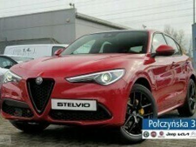 używany Alfa Romeo Crosswagon VeloceAT 2.0 280 KM Czerwony Alfa Brązowa skóra RP2021