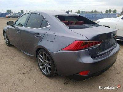 używany Lexus IS300 IS3.5l V6 benz. 255KM automat 2017 III (2013-)