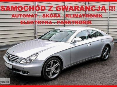 używany Mercedes 350 Klasa CLS W219AUTOMAT + Klimatronik +Serwis MERCEDES + od Pedanta !!!