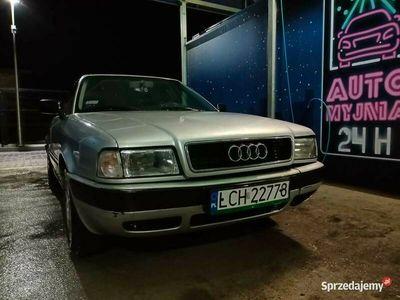 używany Audi 80 2.0 90KM benzyna+gaz