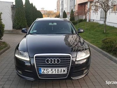 używany Audi A6 C6 2009 Rok LIFT 2.0 TDI 170 PS Xenon + LED, Nav