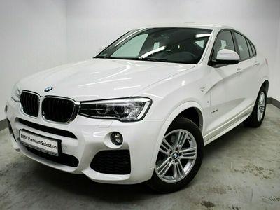 używany BMW X4 20dxDrive M-Sport, Salon PL Sprawdzony bezwyp. ,Możliwa gwarancja I [F26] (2014-)