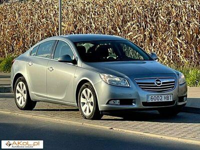 używany Opel Insignia 1.8dm 140KM 2011r. 128 000km