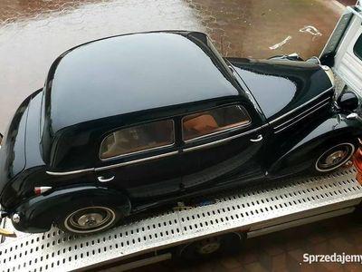 używany Mercedes 170 52r ORYGINAŁ jeden właściciel kompletny