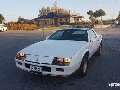 używany Chevrolet Camaro III