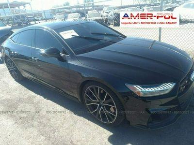 używany Audi S7 2.9dm 444KM 2020r. 23 966km