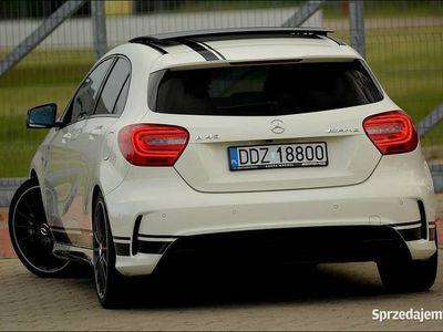 używany Mercedes A45 AMG 360KM 4 MATIC EDITION 1 * PANORAMA *