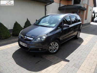 używany Opel Zafira 1.9 1.9 // klimatyzacja // 120km // opłacony ręczna klima.
