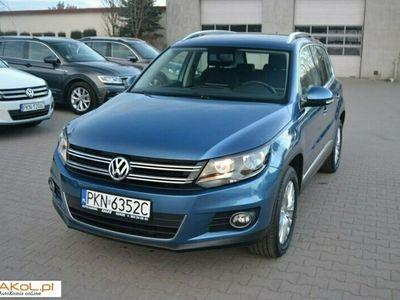 używany VW Tiguan 2dm 150KM 2015r. 124 000km