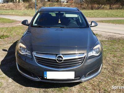 używany Opel Insignia 1.6 CDTI 136km Salon PL, ASO, I-wł. F-Vat
