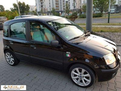 używany Fiat Panda 1.2dm 69KM 2005r. 149 000km