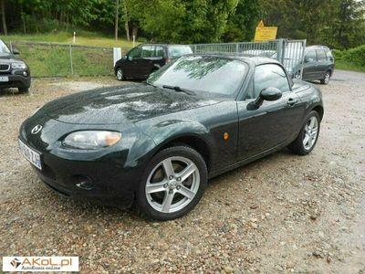 używany Mazda MX5 1.8dm 126KM 2007r. 149 000km