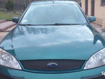 używany Ford Mondeo 1.8 + LPG ! 2002r Klima !