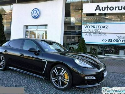 używany Porsche Panamera 4.8dm 500KM 2012r. 105 087km