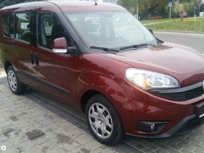 używany Fiat Doblò II