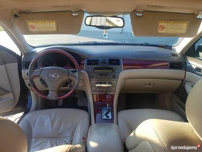 używany Lexus ES300 lpg