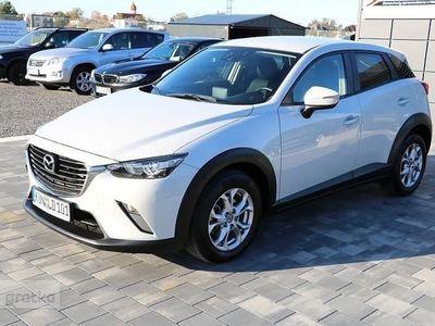 używany Mazda CX-3 2.0 CENTER-LINE | Gwarancja producenta | Line-asist | Fv 23%
