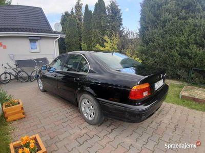 używany BMW 525 d 171 KM 2003 r,zamiana na mniejsze