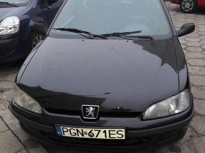 używany Peugeot 106 2002r., zdrowa blacha