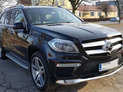używany Mercedes GL350 Salon Polska Pierwszy Właściciel