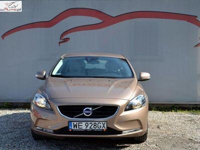 używany Volvo V40 2.0dm3 150KM 2014r. 49 000km Salon Polska/ Bezwypadkowy/ Serwisowany/ Mały przebieg/ 1 Właściciel