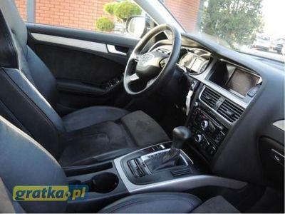 używany Audi A4 IV (B8) 2.0 CR TDI 150K BEZWYPADKOWY NAWI ALU, WARTO