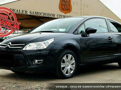 używany Citroën C4 1.6VTI 120hp Salon PL 1 wł Zadbany Historia Zamiana Raty Gwarancja I (2004-2010)