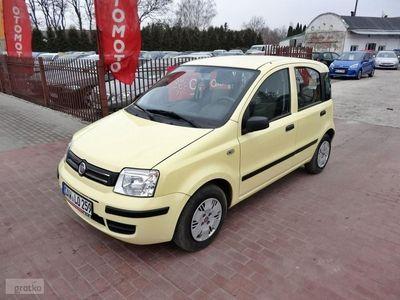 używany Fiat Panda 1.2dm3 60KM 2009r. 28 000km Opłacony 1.2 60KM Wspomaganie CITY
