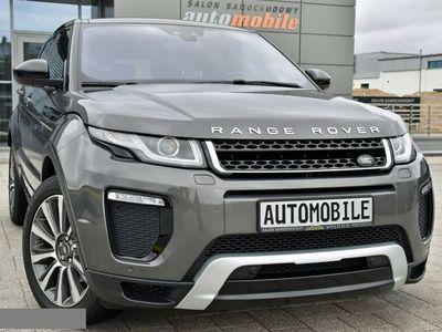 używany Land Rover Range Rover evoque 2dm 180KM 2017r. 100 000km