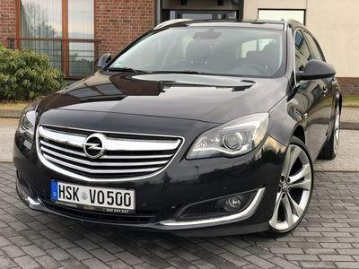 używany Opel Insignia 2dm3 194KM 2014r. 188 030km OPC Line 194KM Xenon Led Navi Kamera Skóra Lift Okazja !!!