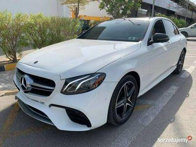 używany Mercedes E300 Klasa E4MATIC 2.0 241 KM automat. 2019